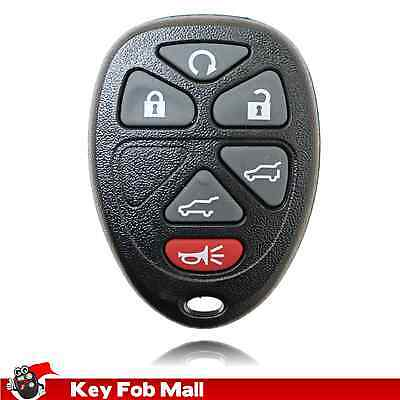 New Keyless Entry Remote Key Fob For a 2009 GMC Yukon w/ 6 buttons