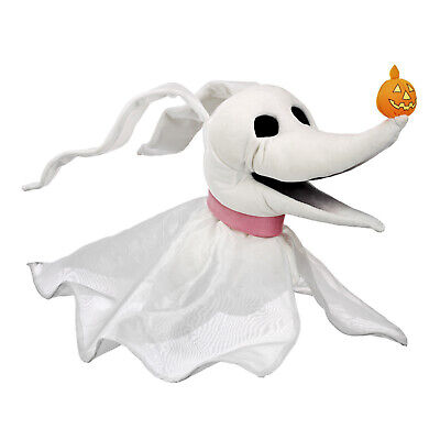 Folkmanis Disney Zero Ghost Dog Light Up Costume Puppet Prop Nightmare - Dog Ghost Costume