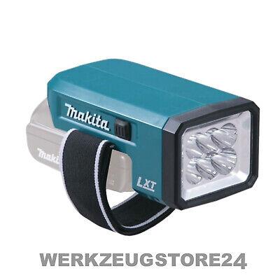 Makita DML186 Akku Lampe LED 18 V Solo Nachfolger von BML186 ohne Akku Ladegerät
