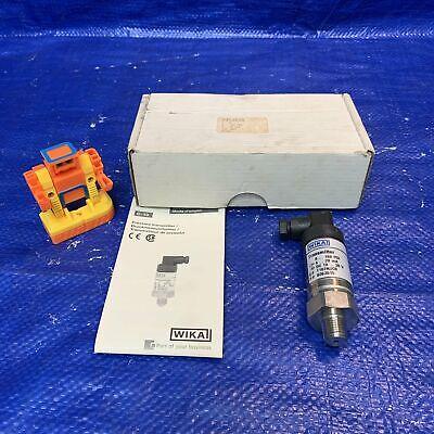Wika C-10 Pressure Transmitter 8363515