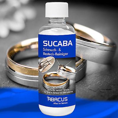 SUCABA 300 g = 40 Liter Silbertauchbad Silberbad Silberreiniger Silberpolitur +