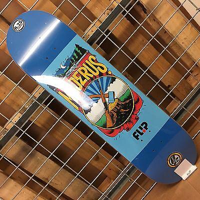New Flip Majerus Flag Series P2 Blue Skateboard Deck - 32.31in x -