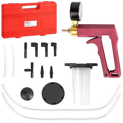 Vakuumtester Bremsenentlüfter Vakuumpumpe Bremsenentlüftungsgerät Bremse Pumpe