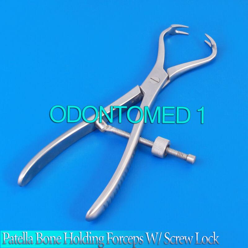 Patella Bone Holding Forceps 7