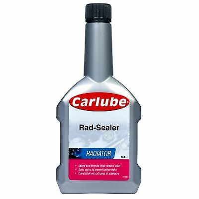 Carlube Radiator Sealer -Permanent Coolant System Leak Repair 300ml