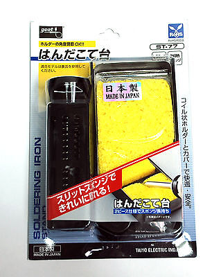 1pc Goot Taiyo Soldering Iron Stand St-77 For Ceramic Soldering Iron Japan