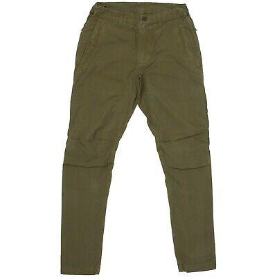 "Maharishi ""Custom"" olive green mens pants SZ 30"
