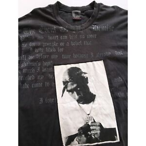 XL Official Makaveli Branded Tupac tee
