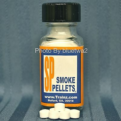 SMOKE PELLETS NEW Re-Issued Pills For Lionel O O27 Steam Engine Train Locomotive