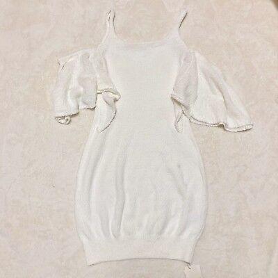 Famous brand Snidel off shoulder white short dress - Sexy Japanische Kleid