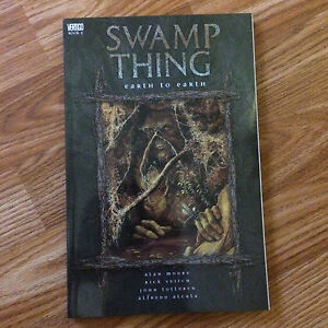 Swamp Thing #5 trade comics book