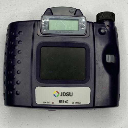 JDSU HP2-60 Fiber Optic Microscope & Power Meter for LC fibers - VIAVI