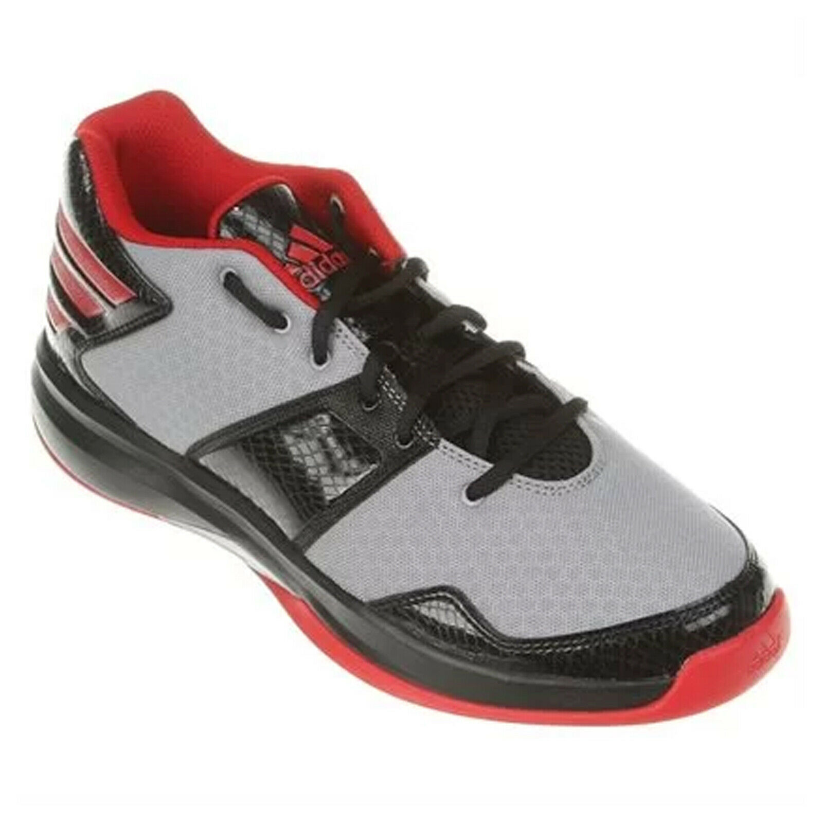 Adidas Isolation 2 mens Basketball  Traiers **Black//Red many sizes***
