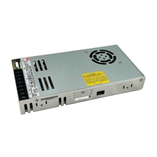 Mean Well LRS-350-24 Power Supply 24V 14.6A 350W Input 110V/220V AC to DC