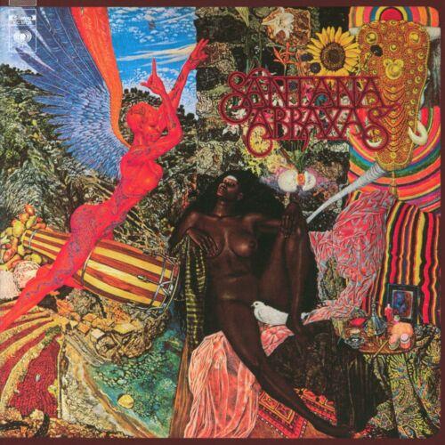 SANTANA Abraxas BANNER HUGE 4X4 Ft Fabric Poster Tapestry Flag album cover art