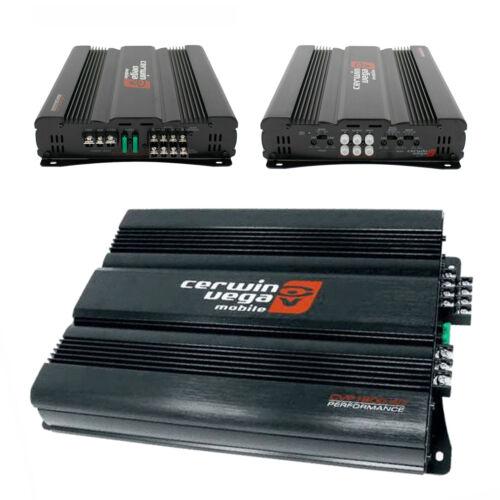 NEW Cerwin-Vega CVP1600.4D 1600 Watt 4 Channel Class D Car Audio Amplifier Amp