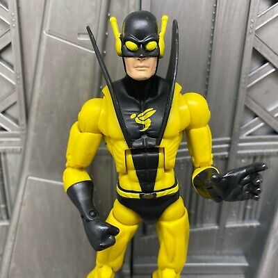 "Marvel Legends Hasbro Blob BAF Yellow Jacket 6"" Inch Action Figure"