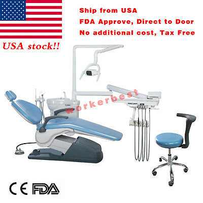 Medical Dental Chair Wstool Combination Computer Control Fda