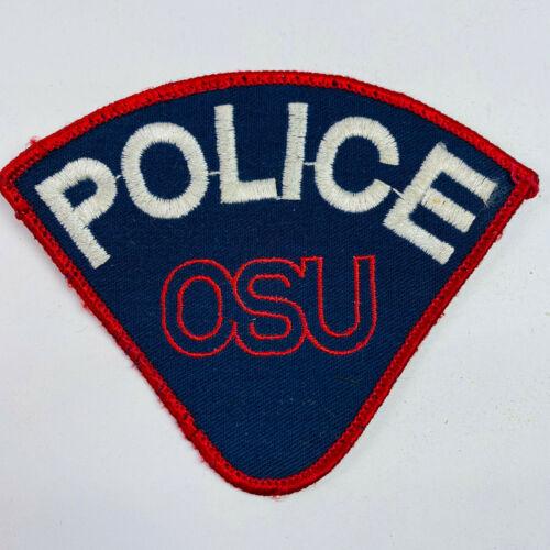 Ohio State University Police OSU Columbus OH Patch (B3)
