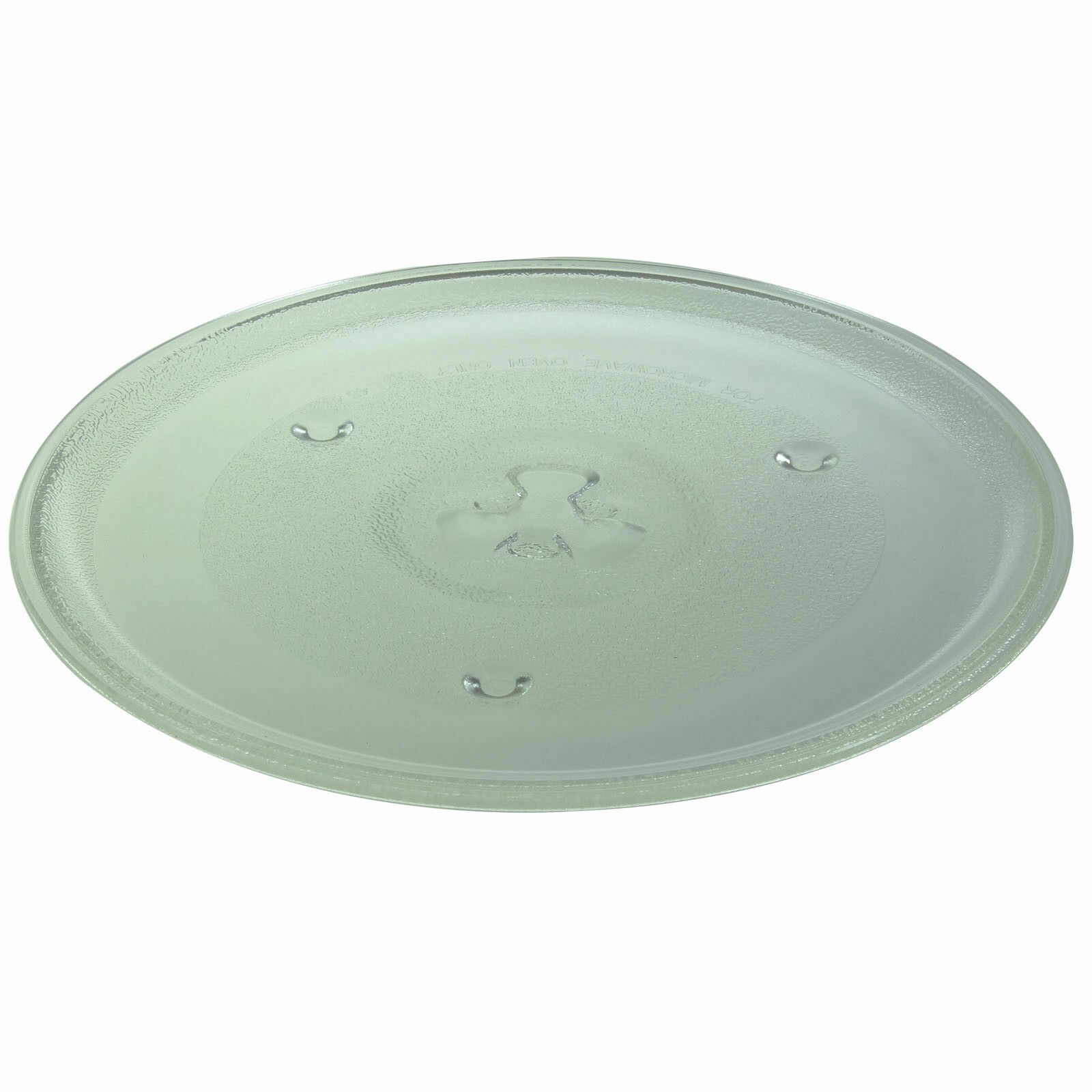 Universal Microwave Turntable Glass 255mm Fits Breville Universal