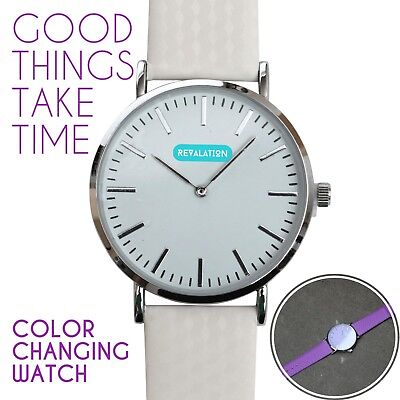 Original Revalation COLOR CHANGING Watch Light Powered eBAY SPECIAL PURCHASE! ()