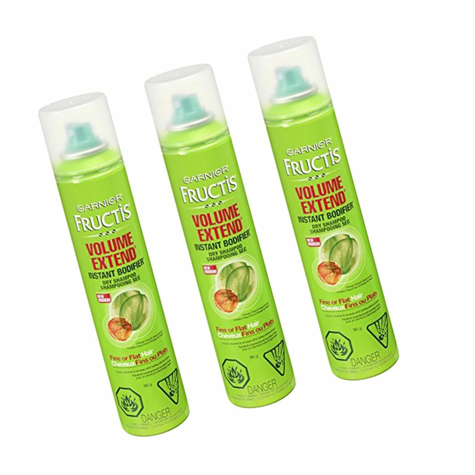 Garnier Fructis Volume Extend Instant Bodifier Dry Shampoo f