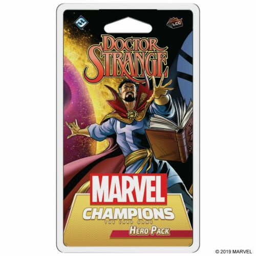 Doctor Strange Marvel Champions: The Card Game Hero Pack NEW SEALED