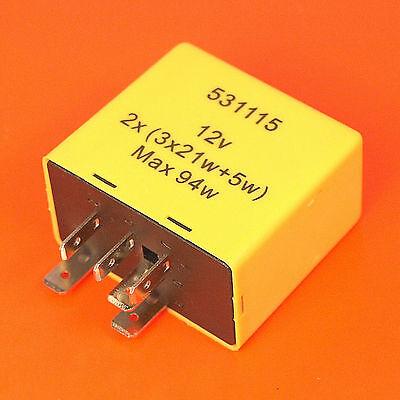 Genuine Quality Vauxhall Flasher Hazard Indicator Relay Unit - 9134880 6238590