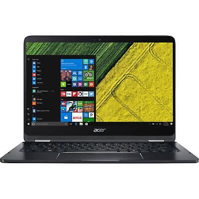 "Acer 14"" Intel Core i7 1.3 GHz 8 GB Ram 256 GB SSD Windows 10 Home|SP714-51-M33X"