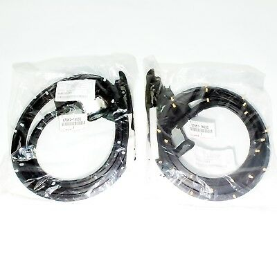 JAPAN GENUINE DOOR WEATHERSTRIP FITFOR CELICA RA21 TA20 RA22 RA24 RA35 TA35 for sale  Shipping to United States