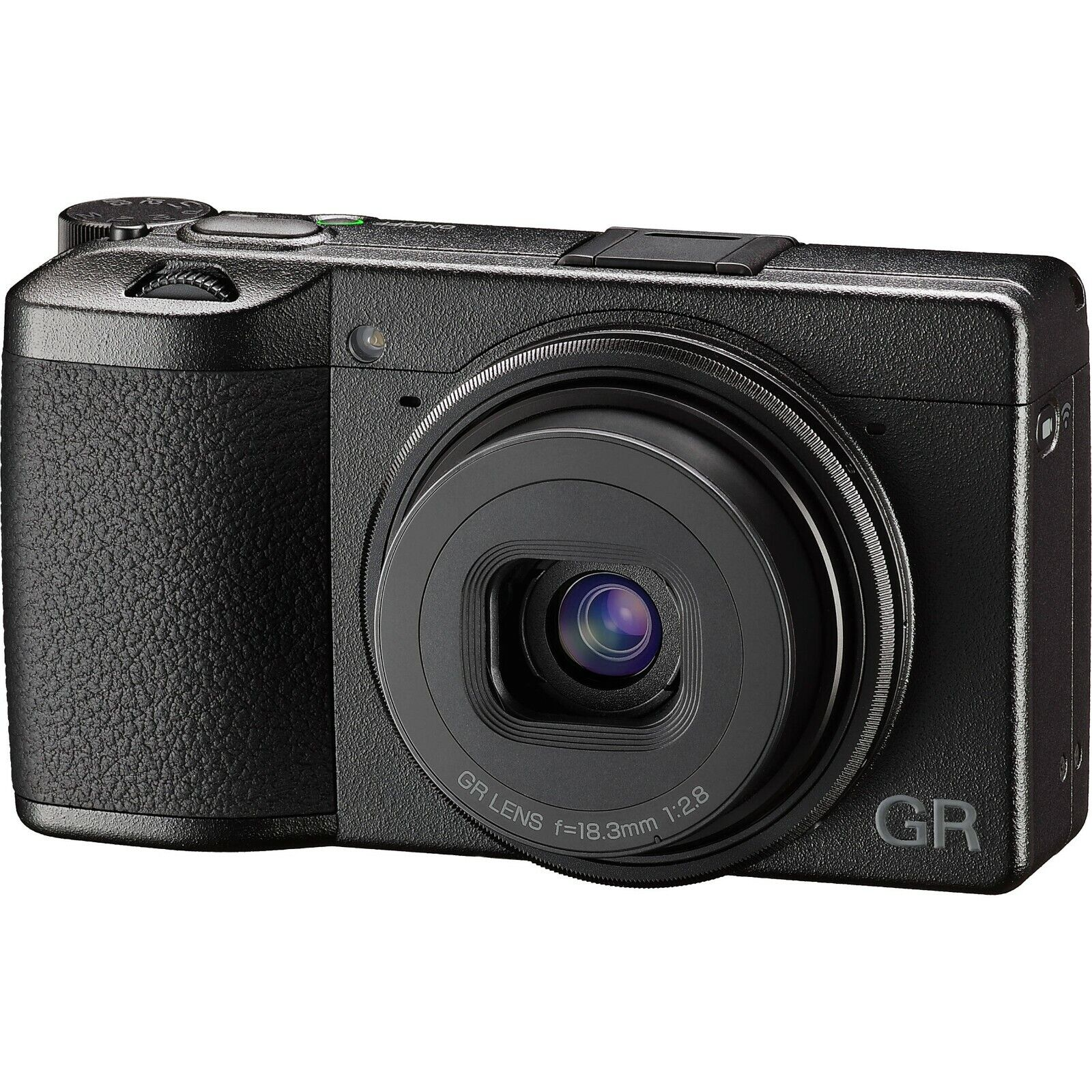 Ricoh GR III Digital Camera w/64GB SDXC & Extra OEM Battery