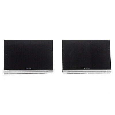 """Lot of 2 Lenovo Yoga Tablet 10 M: 60046 1280x800 16GB 10.1"""" Multitouch Display for sale  Shipping to India"""