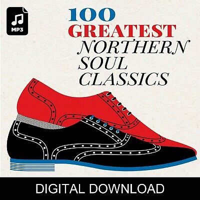 100 Greatest Northern Soul Classics (2019) - Mp3 DOWNLOAD