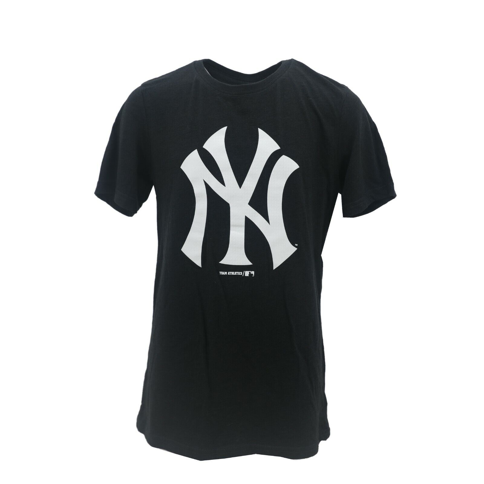 faf379f3 Details about New York Yankees Official MLB Genuine Apparel Kids Youth Size  T-Shirt New Tags