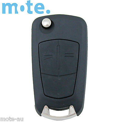 Holden Opel Astra Captiva 2 Button Remote Flip Key Blank Shell/Case/Enclosure