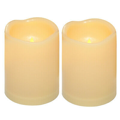 4 Flameless Candle (4
