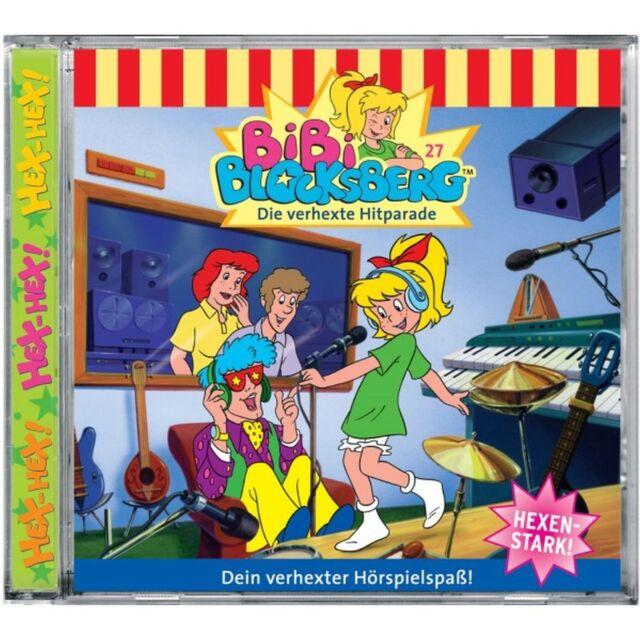 Bibi Blocksberg - Folge 27: Die verhexte Hitparade (CD)