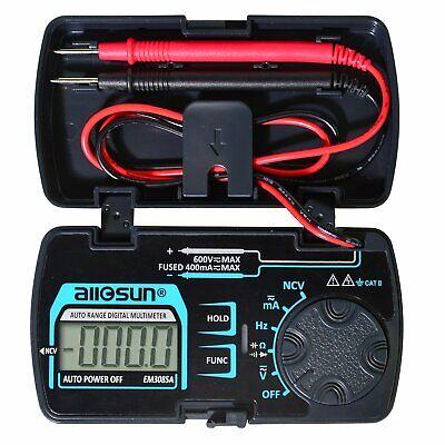 All Sun 3 34 Digits Digital Multi-meter Acdc Ammeter Voltmeter Ohm Portable