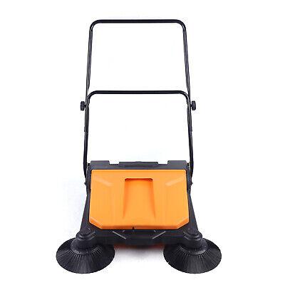 26 Zoll Industrial Hand-push Sweeping Sweeper Walk-behind Floor Sweeper Hotsale