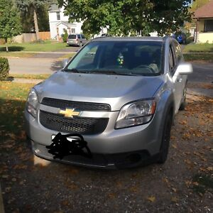 Selling 2012 Chevy orlando reduced price