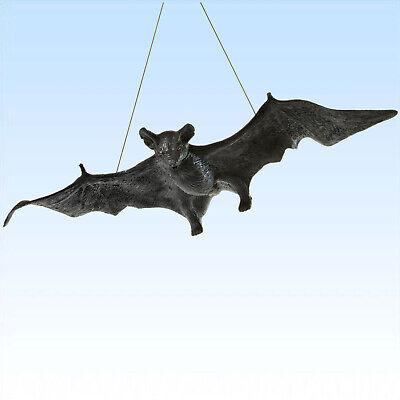 Mega große Fledermaus ca. 56 cm Flügelspannweite Party - Fledermaus Dekorationen