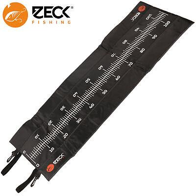 Zeck Predator Mat 110x40cm - Abhakmatte mit Maßband, Angelmatte, Fischmatte