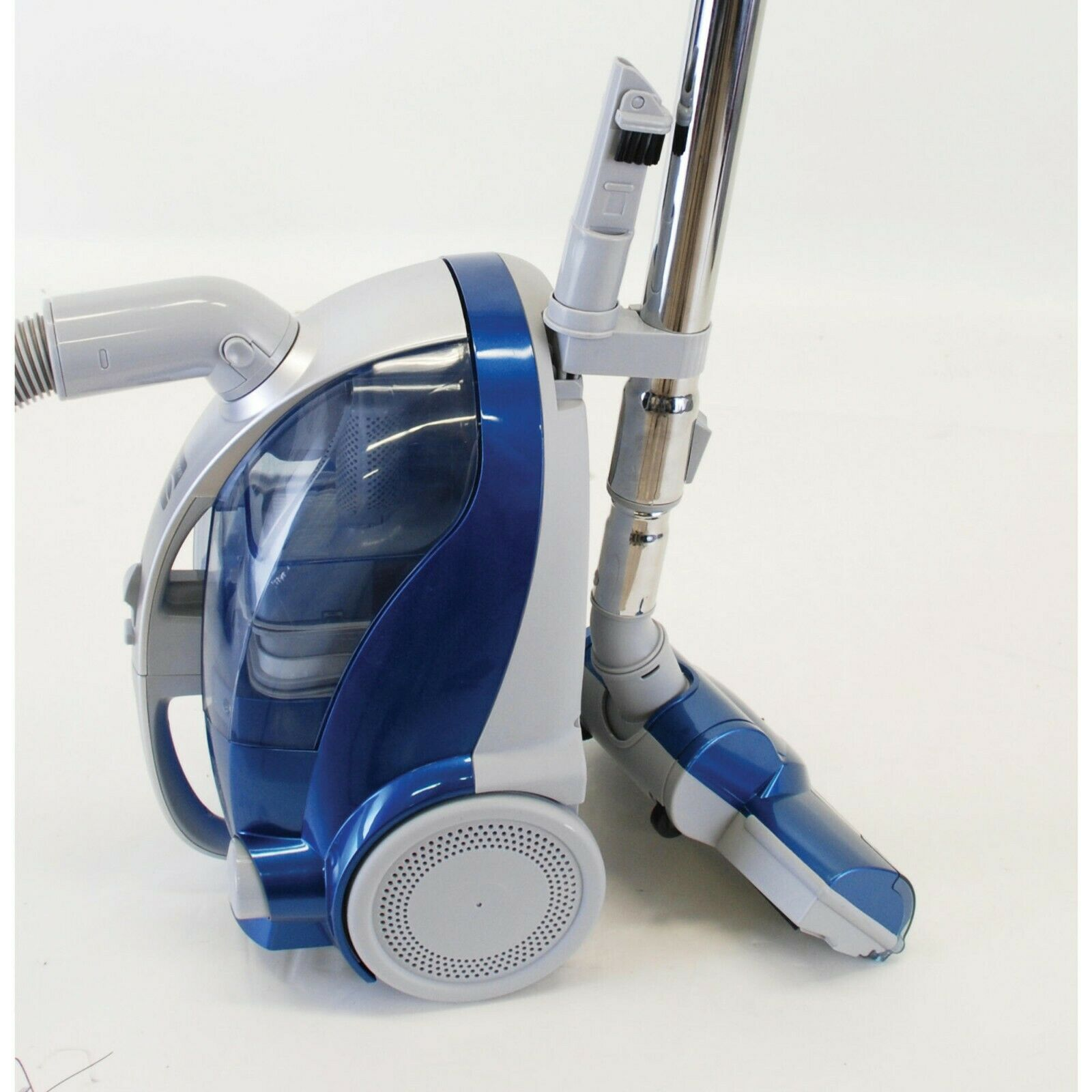 Kenmore Bagless Compact Canister Vacuum Retractable Cord Wit