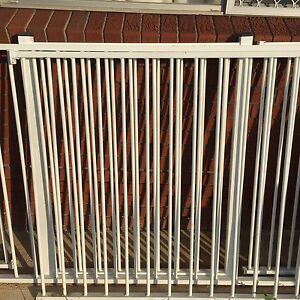Garden Fence or Swimming Pool Fence with Gate and Magna Lock Seven Hills Blacktown Area Preview