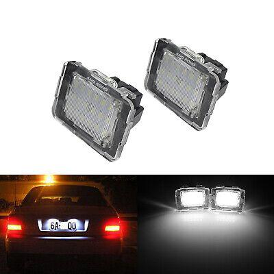 2x  Kennzeichenbeleuchtung Mercedes GL63 GLA45 ML63 C292 SLK55 A45 AMG W447