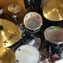 Ashton TDR322 w/ Istanbul Cymbals Currans Hill Camden Area Preview