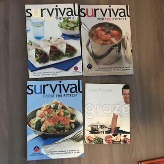 Cook Books (various, English)