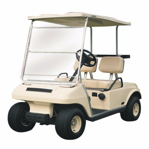 Classic Accessories Portable Universal Golf Cart Windshield and Free Storage Bag