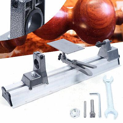 Mini Lathe Beads Grinder Machine Woodwork Grinding Cutting Drill Adjustable Slot