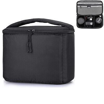 Waterproof DSLR SLR Camera Insert Bag Travel Shockproof Partition Padded Case